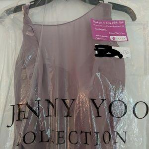 Jenny Yoo Elizabeth Gown Size 16, Lilac